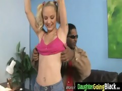 young daughter with admirable wazoo fucked by a