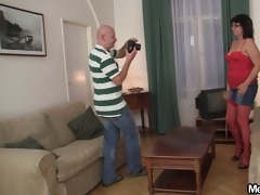 immoral old couple seduce legal age teenager