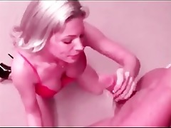 a priceless hawt blonde and excited milf