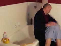 hot dad spank her boyfriend (6 clips)