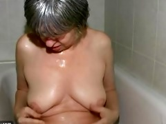 hawt horny spectacled granny and juvenile lad fuck