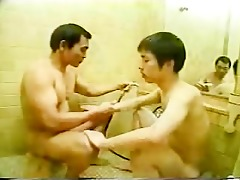 japanese dad and young