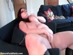 very sexy experienced blond is about