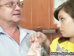 teeny depraved by older couple