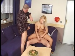 younger lady fucks older studs (clip)