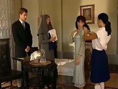 nun and priest discipline