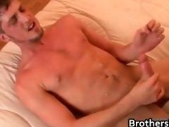 brothers sexy boyfriend gets cock sucked part2