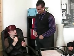lucky studs bang business lady