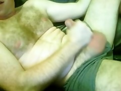 curly horny married dad wanks