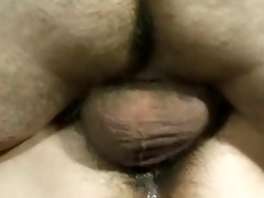 large cock dad with hairy woman
