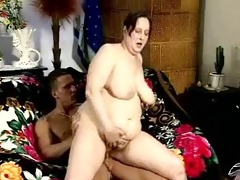 mature woman and juvenile stud - 42