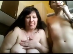 mother daughter lesbo webcam action - inzest
