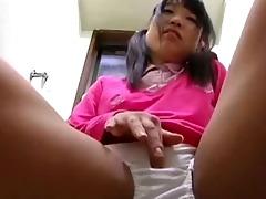 hiddencam large sister masturbation