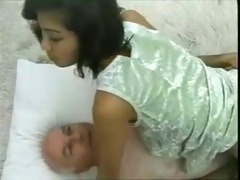 taut vietnam girl anal screwed by older man