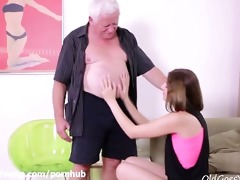 rita can the smack of old cock and the experience