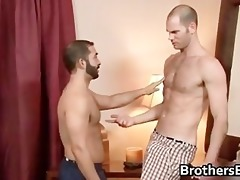 brothers hot boyfriend gets knob sucked part3