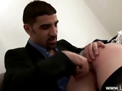 this mature bitch likes her younger lovers hard