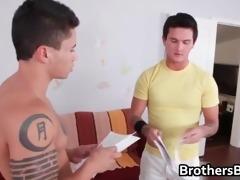 brothers hot boyfriend acquires knob sucked part6