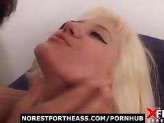 omar galanti destroy the ass of polish girl
