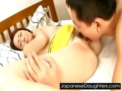 dad likes to violate japanese legal age teenager