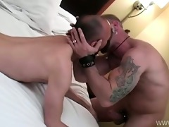 hairy daddy hunks tober brandt and jayson park