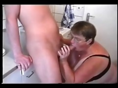 bbw mature with young chaps