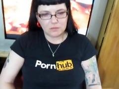 milf masturbation with hitachi