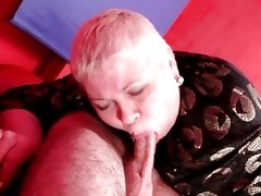 italian grandma loves younger dick inside her