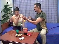 drunk brother and sister bonks whilst parents not