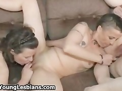 hairy mature lady bows over and acquires part3