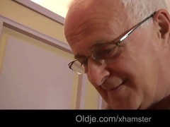 grandpas old cock screw blondes youthful snatch