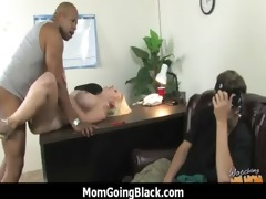 your mother goes for a big black cock 24