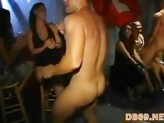 tons of bitches had strip dancer