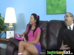young daughter gets pounded by big dark rod 6