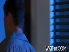 wonderful blowjob stimulation scene