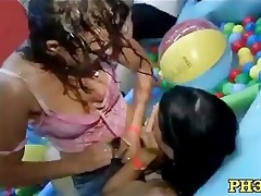 yong cuties fucked after dance