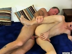 twink video dad brett obliges of course, after