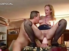 mature mother acquires all her holes filled part2