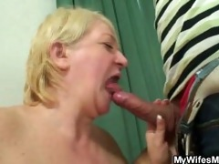 her fat mama fucking with her hubby