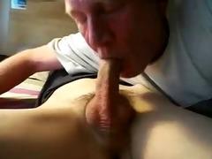 grandad love sucking wang