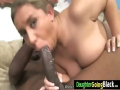 large juvenile arse fucked by a large black cock 1