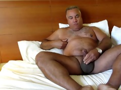 dad hot in couch