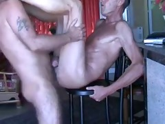 younger guy fucks daddy!!!