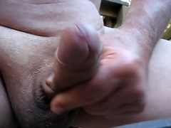 65 yrold grandpa close jock #4 jack off upclose