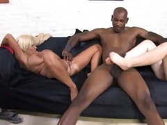 granny and daughter fucked and creampied by