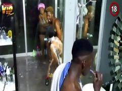 large brother africa hotshots shower hour -